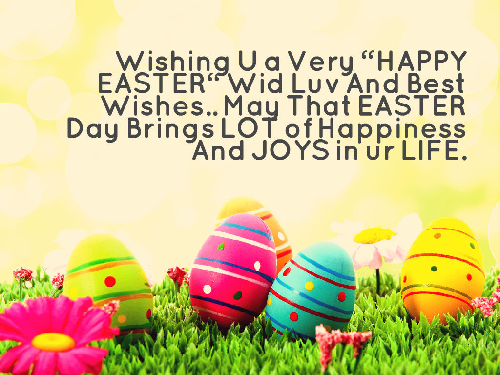 Easter Messages 2017