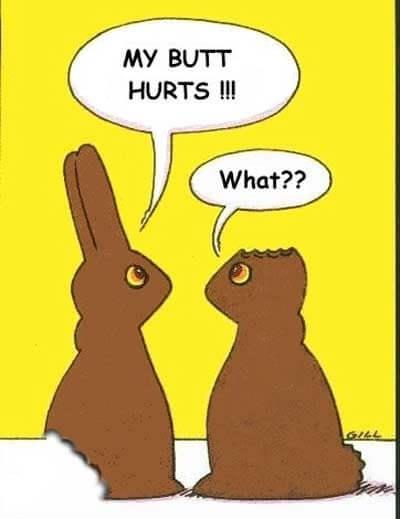 Easter Bunny Meme