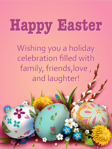 Easter Business Messages