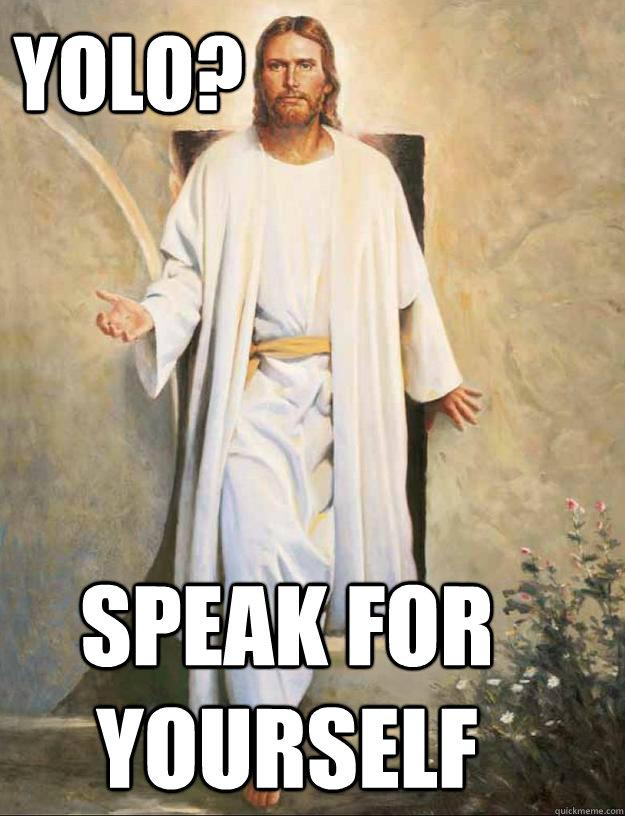Easter Meme Of Jesus