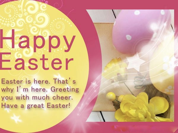 Easter Messages For Cards