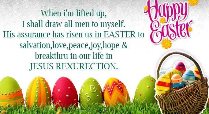 Easter Messages For Family