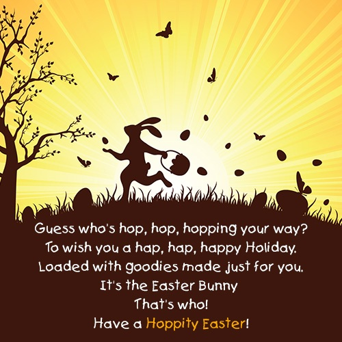 Easter Messages Wishes