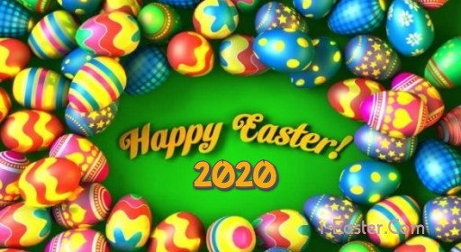 Happy Easter 2020 Photos