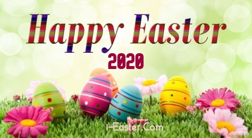 Happy Easter 2020 Pictures