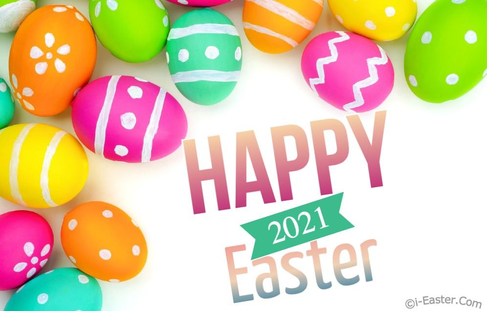 Happy Easter 2021 Photos