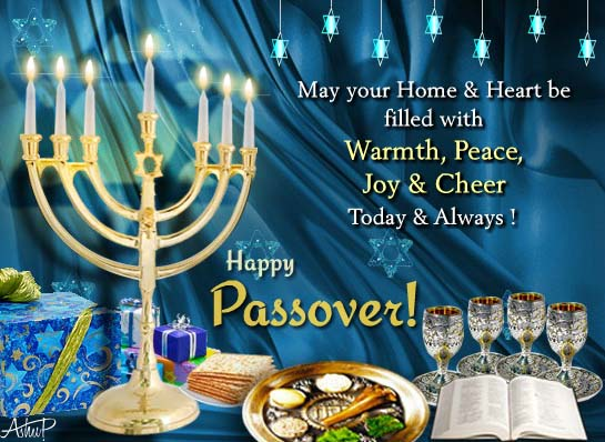 Happy Passover Wishes