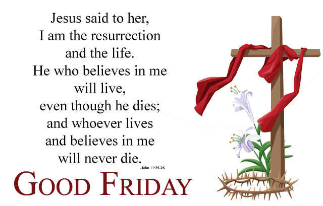 Religious Good Friday Quotes
